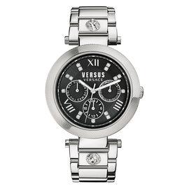 Versace Versus Camden Market Ladies Watch - Silver/Black - SCA010016
