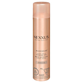 Nexxus Maxximum Super Hold Styling and Finishing Mist - 283g