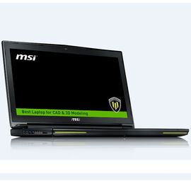 MSI WT72 6QL-299US Notebook