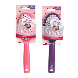 Goody Ouchless No Tears for Mommy or Me Cushion HairBrush - Assorted - 8837