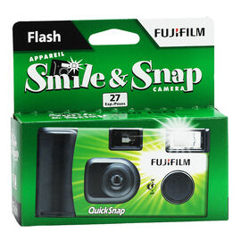 Fuji Smile 'n Snap Single Use Camera