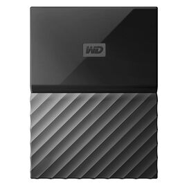 WD 4TB My Passport USB 3.0 Portable Storage - Black