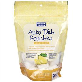 LD Auto Dish Pouches - Lemon Scent - 20's