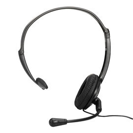 Panasonic Headset for Cordless Telephones - Black - KXTCA400K