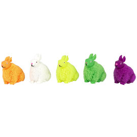 Easter Light Up Puffy Bunny - Assorted