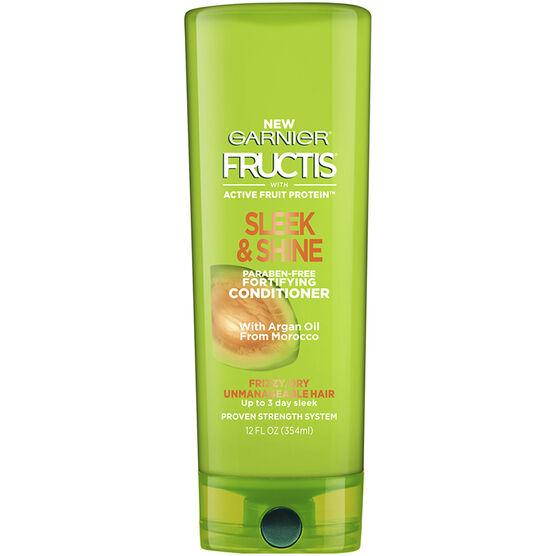 Garnier Fructis Sleek & Shine Conditioner - 354ml