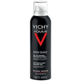 Vichy Homme Sensi Shave Anti-Irritation Shaving Gel - 150ml