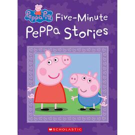 Peppa Pig Five-Minute Peppa Stories