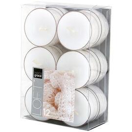 Kiera Grace Loft Tealights - Cashmere - 12 pack