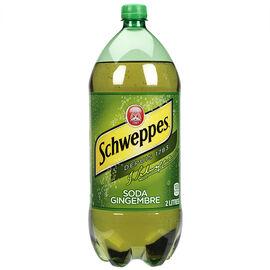 Schweppes Ginger Ale - 2L