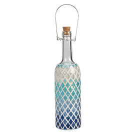 London Drugs LED Mosaic Glass Lamp - Assorted