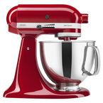 KitchenAid Artisan Series 5 quart Stand Mixer - Empire Red - KSM150PSER