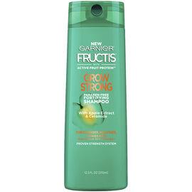 Garnier Fructis Grow Strong Shampoo - 370ml