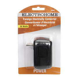 Electrohome 50W Converter - EP601