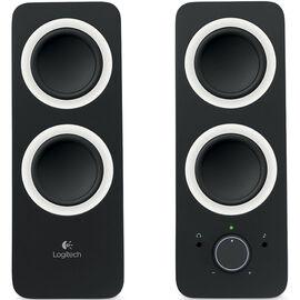 Logitech Multimedia Speakers Z200 - Black - 980-000800