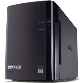 Buffalo DriveStation Portable Drive - 8TB - HD-WH8TU3R1