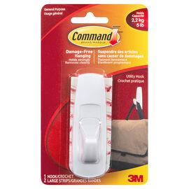 Command Utility Hook - Large - Single