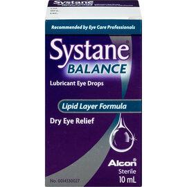 Systane Balance Lubricant Eye Drops - 10ml