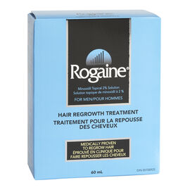 Rogaine Hair Re-Growth Treatment for Men - 60ml