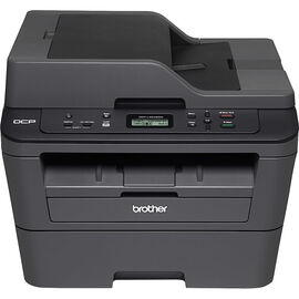 Brother Compact Wireless Networking Laser Printer - Black - DCPL2540DW