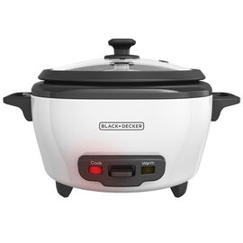 Black & Decker 6 Cup Rice Cooker - RC506C