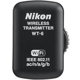 Nikon WT-6 Wireless Transmitter - Black - 27161
