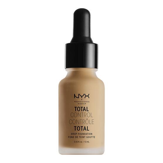 NYX Professional Total Control Drop Foundation - Classic Tan