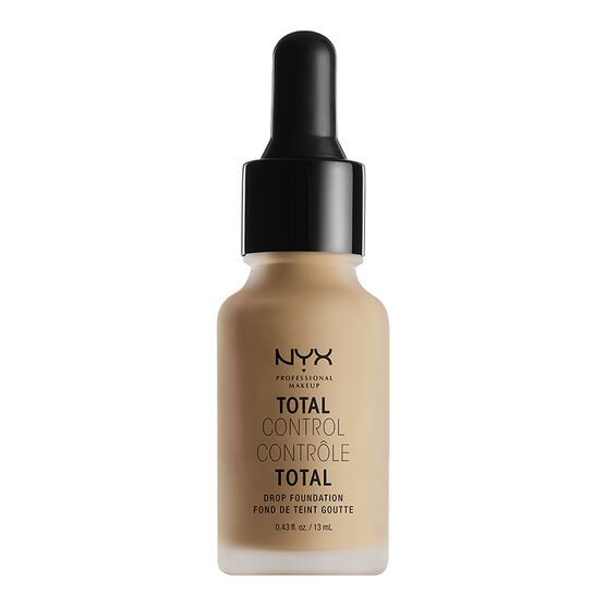 NYX Professional Total Control Drop Foundation - Buff