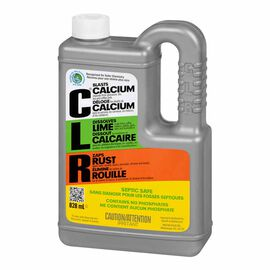 CLR - Calcium, Lime & Rust Remover - 828ml