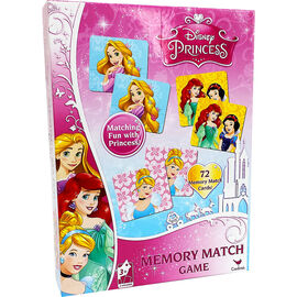 Disney Princess Memory Match Game