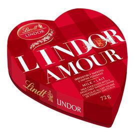 Lindor Amour - Milk Chocolate - 72g