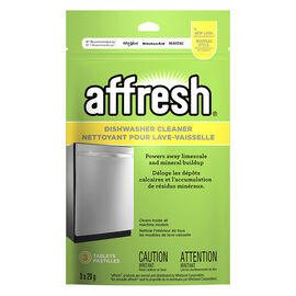 Affresh Dishwasher Cleaner - 3 x 20g