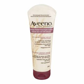 Aveeno Active Naturals Intense Relief Overnight Cream - 208ml