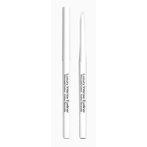 Kiss Pro Luxury Intense Eyeliner - Snow White