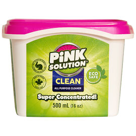 Pink Solutions All Purpose Cleaner - Clean - 500ml