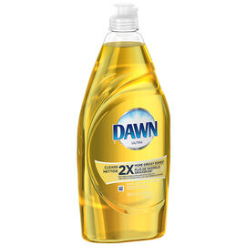 Dawn Ultra Dishwashing Liquid - Lemon - 638ml