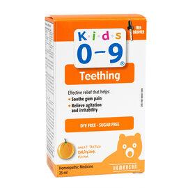 Homeocan Kids 0-9 Teething Oral Solution - Orange - 25ml