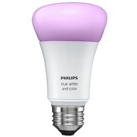 Philips Hue Colour A19 LED Single Bulb - 456202