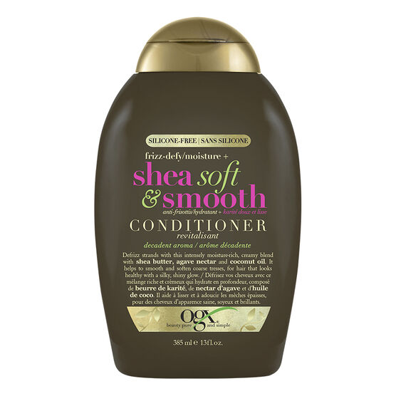 OGX Frizz Defy Moisture Shea Soft & Smooth Conditioner - 385ml