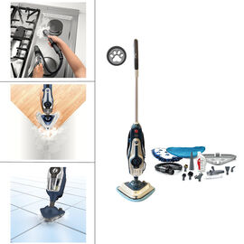 Hoover Steamscrub 2 in 1 - Grey and Blue - WH20446CA