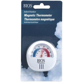 Bios Indoor/Outdoor Magnetic Thermometer - TR393