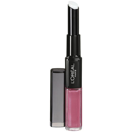 L'Oreal Infallible Two-Step Lipstick - Toujours Teaberry | London ...
