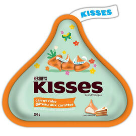 Hershey Kisses - Carrot Cake - 200g
