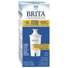 Brita Pitcher Filter Replacement - Single