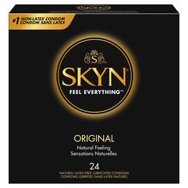 Lifestyles Skyn Condoms Value Pack - 24's