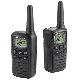 Midland X-Talker T10 Two-Way Radio - Black - T10