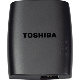 Toshiba Canvio Wireless Adapter - Black - HDWW100XKW