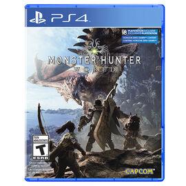 PRE ORDER: PS4 Monster Hunter World
