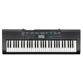 Casio 61-Key Keyboard - Black - CTK1200
