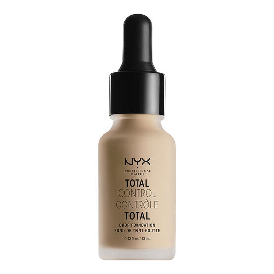 NYX Professional Total Control Drop Foundation - Natural